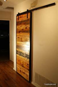 Make A Barn Door Build Your Own Sliding Barn Door