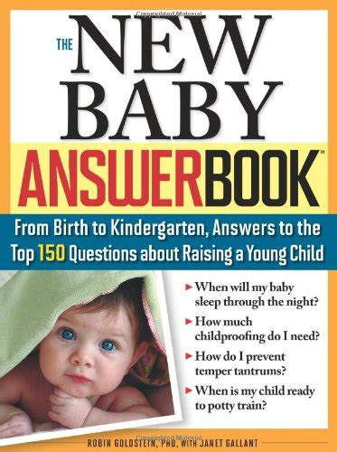 new answers book 2 he new baby answer book from birth to kindergarten answers to the top 150 questions about