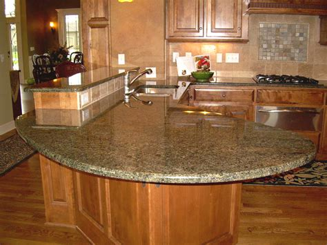 curved countertop kitchen curved granite kitchen island countertop with
