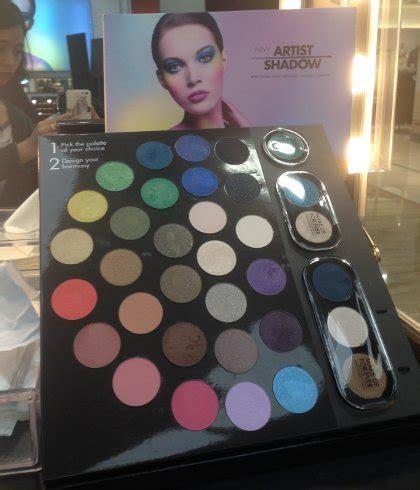 Pilihan Warna Eyeshadow Viva artist shadow dari make up for eyeshadow dengan
