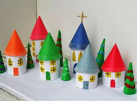 construction paper christmas crafts craftshady craftshady