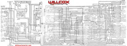 1969 corvette wiring diagram and engine compartment correct tracer schematic willcox