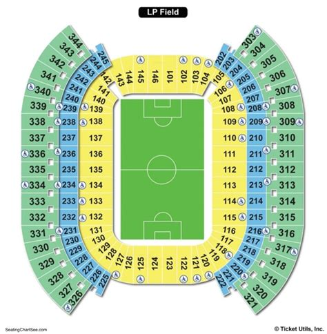 Stadium Seating by Nissan Stadium Seating Chart Seating Charts Tickets