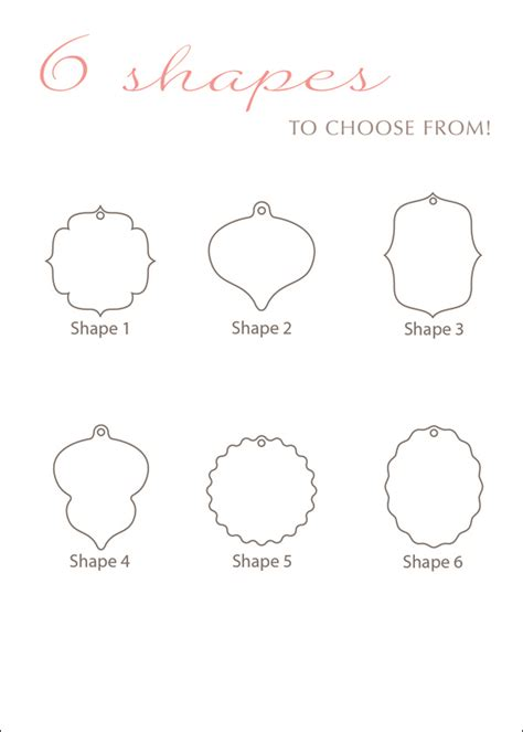 different shaped card templates the loft line black river imaging