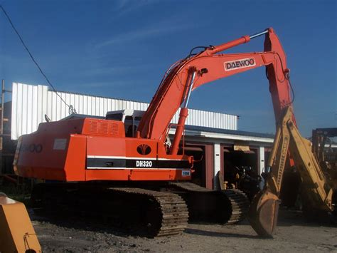 daewoo manufacturers heavy equipment parts southern