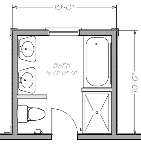 5 x 10 bathroom floor plans possible bathroom layout for small space bathroom