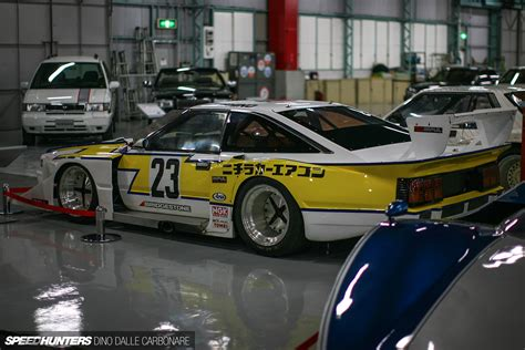 Nissan Garage by Nissan Dna Garage The Racing Icons Speedhunters
