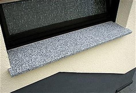 steinfensterbänke außen steintec fensterb 228 nke aus stein