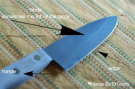 how to sharpen a kitchen knife home ec 101