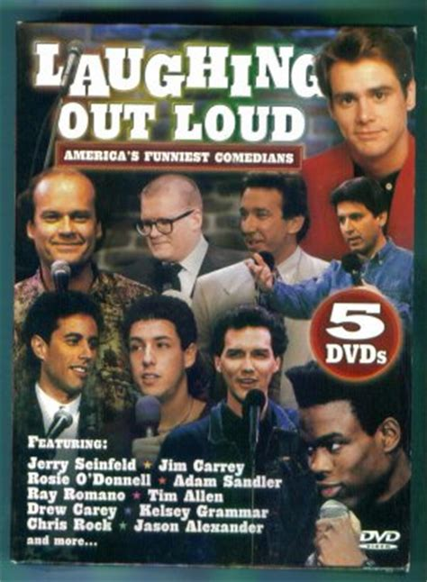 big a laugh out loud comedy laughing out loud america s funniest comedians dvd set