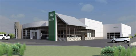 commercial llc land rover of milford relocates to
