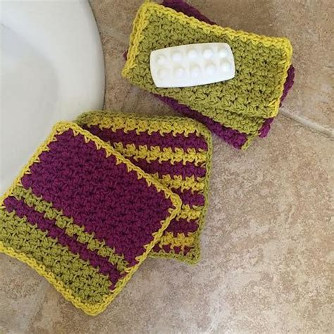 what are these pattern you have observed these textured washcloths are a great stash buster using
