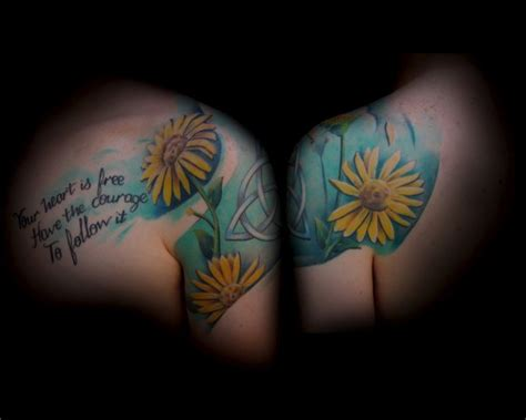 tattoo flower quotes flower tattoos with quotes quotesgram