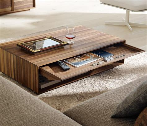 Solid Wood Living Room Tables Awesome Solid Wood Modern Coffee Table Design In Living Room Olpos Design