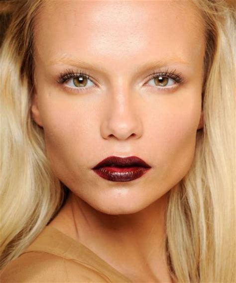 Fall Makeup Trends The Lip by Gossipandstars Fall Winter 2013 Make Up Trend