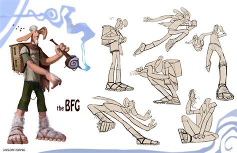 doodle bfg9000 of jason kang