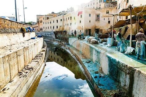 The Fez visiting the fez tanneries fez morocco travel tips