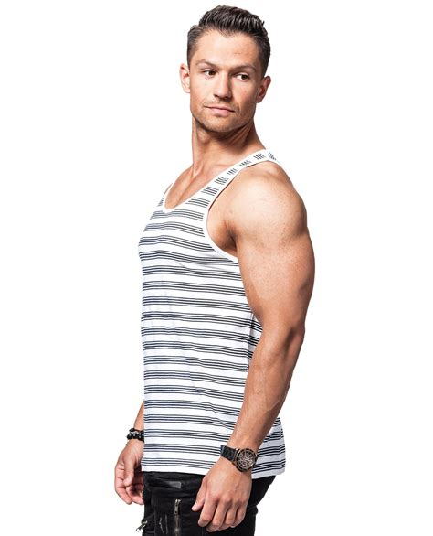 Tom Tailor by Striped Tank Tom Tailor 4899 Tank Tops Jerone