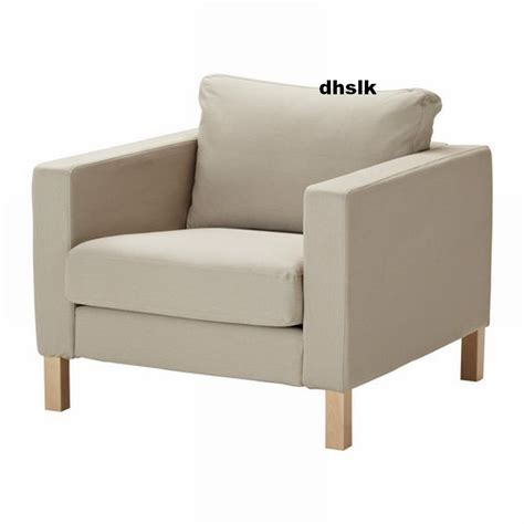 how to make an armchair slipcover ikea karlstad armchair slipcover chair cover sivik beige