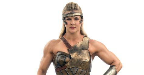 House Beautiful Magazine Customer Service by Wonder Woman Brooke Ence On Playing An Amazon Warrior