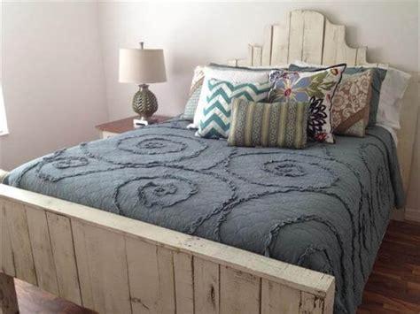diy a pallet bed 9 diy easy wooden pallet bed ideas 99 pallets