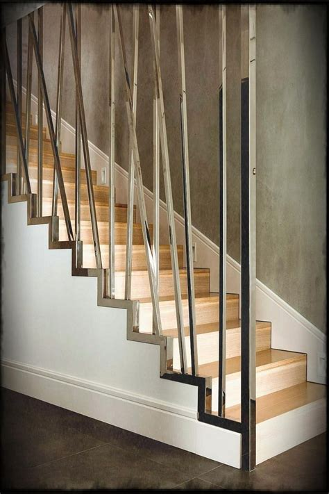 lovely modern stair railings design come with contemporary