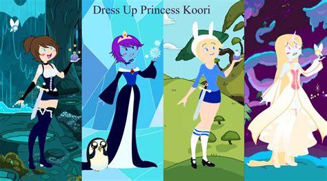 Dress Up Princess Koori Ver. 2 by SaraSapphire89 on DeviantArt