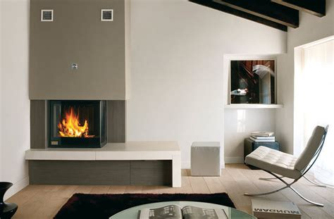 camini moderni angolari warmth and ambience with fireplace and pit burners