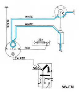 sw em smith s tachometer