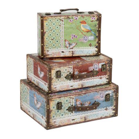 Decorative Suitcase by Decorative Wholesale Vintage Suitcases With Custom Design