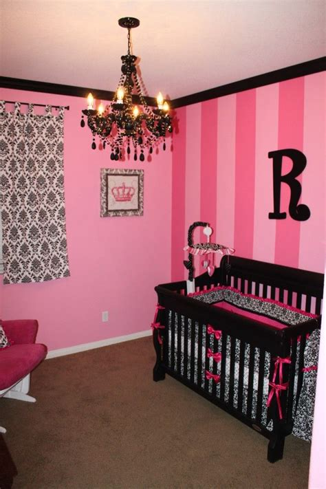 pink baby rooms 142 best hot pink nursery images on pinterest babies