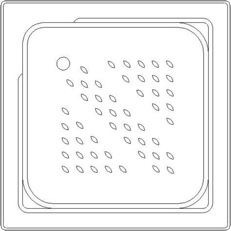 piatto doccia dwg blocchi autocad formato dwg piatto doccia pianta