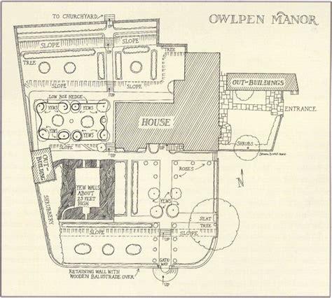 jekyll layout page gertrude jekyll gardens garden at owlpen manor