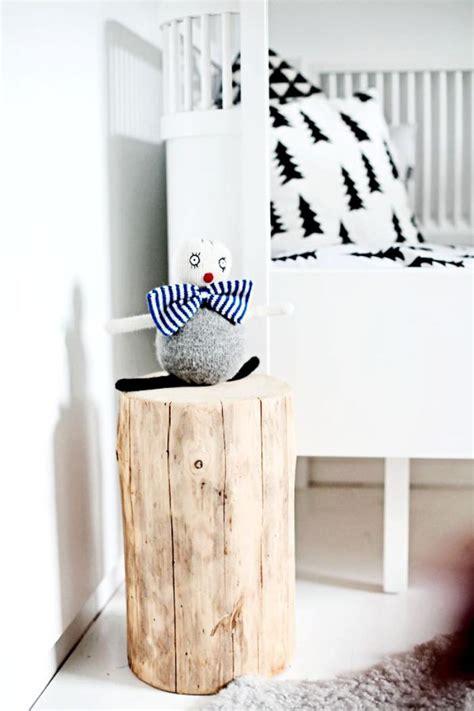 Rondin De Bois Table De Chevet by Que Faire Avec Un Rondin De Bois Id 233 Es En Photos
