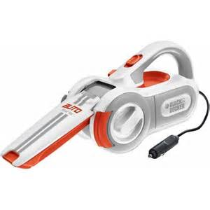 black decker 12 volt dustbuster pivoting auto vacuum