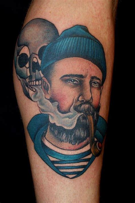 tattoo ink blood poisoning il fumo uccide artist pietro sedda totem pole tattoo