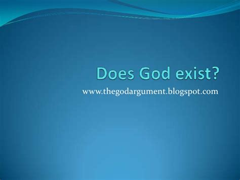 God Does Not Exist Essay by Does God Exist Essay For