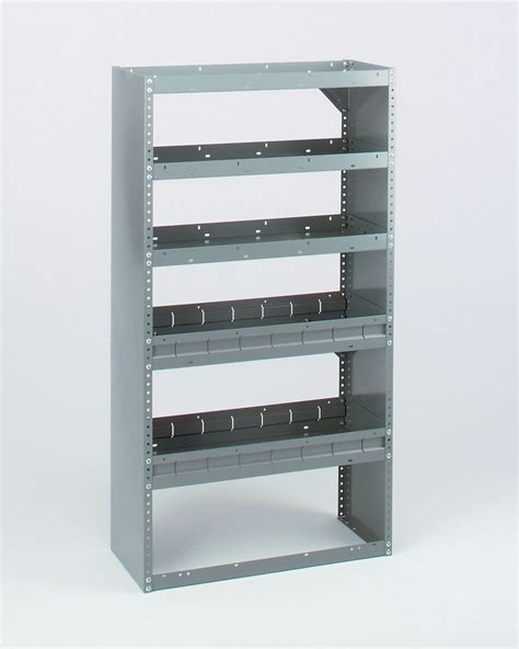 Adjustable Shelving for Your Cargo Trailer   Adrian Steel