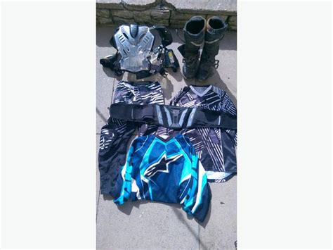 used youth motocross gear youth motocross gear for sale halesowen dudley