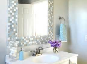 Bathroom Mirror Decorating Ideas Diy Bathroom Ideas Bob Vila