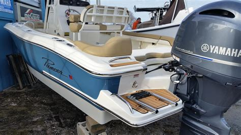 pioneer boats 266 pelagic moriches boat motor boats for sale boats