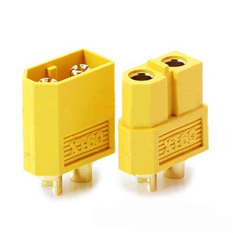 Xt 60 Xt60 Connector amass xt60 bullet connector plugs for rc lipo
