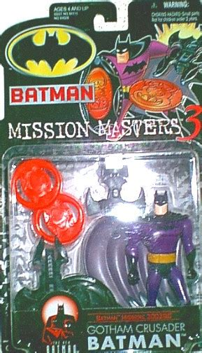 Batman Mission Masters 3 Assault buy mission masters series 3 batman figures toys