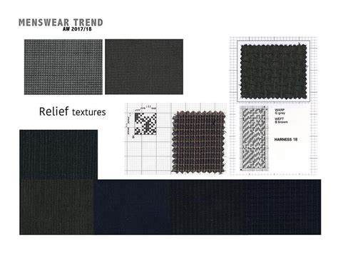 fabric design trends 2017 fall winter 2017 2018 menswear trends suit fabrics