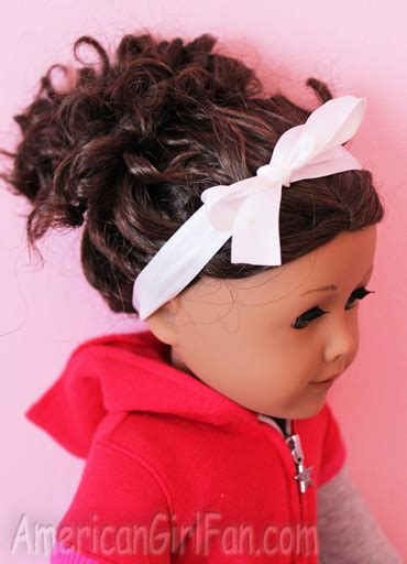americangirlfan doll hairstyles cute hairstyles for american girl dolls with curly hair