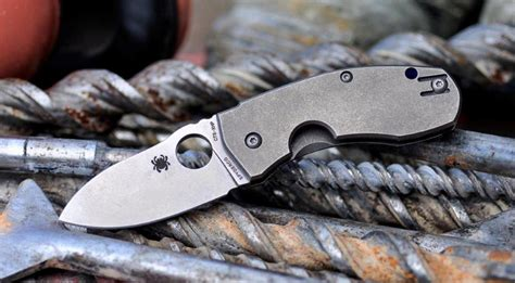 best pocket knife company the 8 best spyderco pocket knives for edc hiconsumption