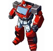 Ironhide  1984 Transformers TFW2005