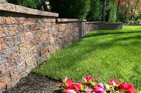 masonry depot new york nicolock colonial wall 5