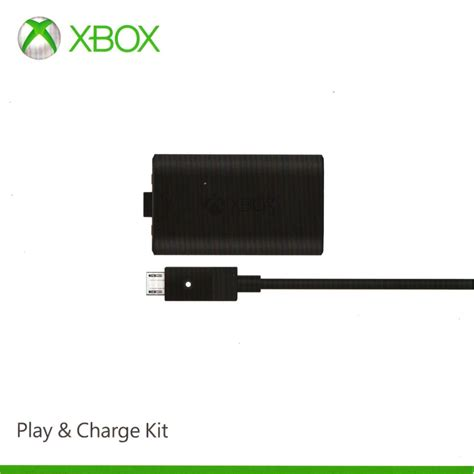 Xbox360 Charge Kit microsoft official xbox play charge kit microsoft