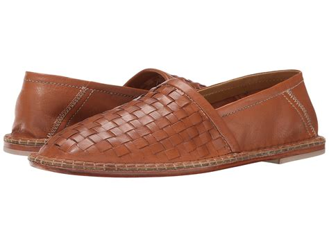 woven loafer cole haan camden woven loafer in brown for lyst